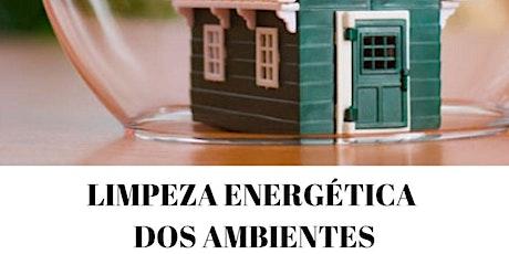 Palestra Gratuita: Limpeza Energética dos Ambientes ingressos
