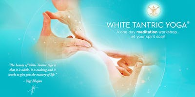 White Tantric Yoga® New York November 9th, 2019