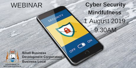 Cyber Security Mindfulness – WEBINAR tickets