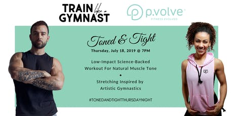 FREE Toned & Tight Workshop tickets