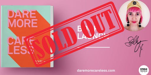 Dare More, Care Less® Book Launch
