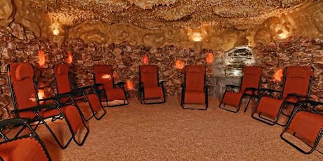 Salt Cave Guided Meditation: Cellular Rejuvenation tickets