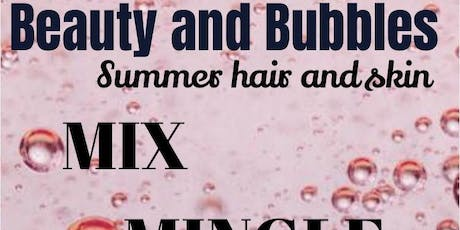 Beauty and Bubbles Voltage Salon tickets