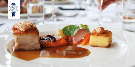5 Course Dinner on Wednesday 21st August 2019 at Le Cordon Bleu  tickets