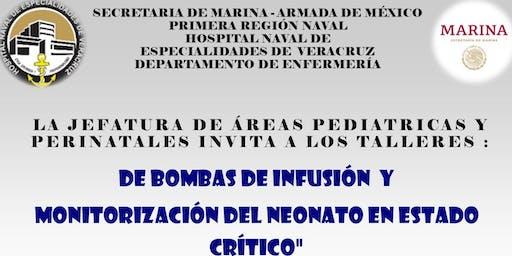 TALLER MONITORIZACION DEL PACIENTE NEONATO