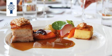 5 Course Dinner on Tuesday 20th August 2019 at Le Cordon Bleu  tickets