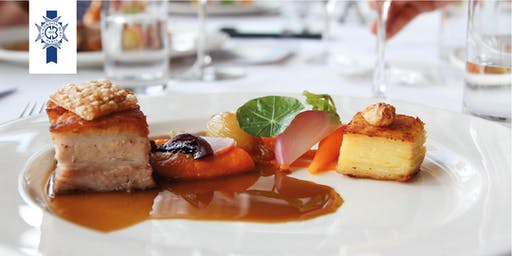 5 Course Dinner on Tuesday 20th August 2019 at Le Cordon Bleu