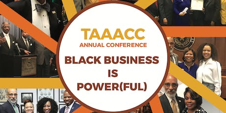 TAAACC Black Business is Power(FUL) Annual Conference tickets
