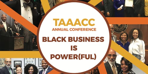 TAAACC Black Business is Power(FUL) Annual Conference