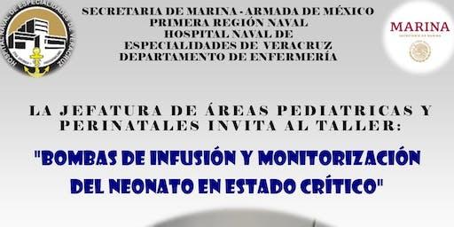 TALLER DE BOMBAS DE INFUSION( EXCLUSIVO PASANTES DEL HOSPITAL NAVAL)