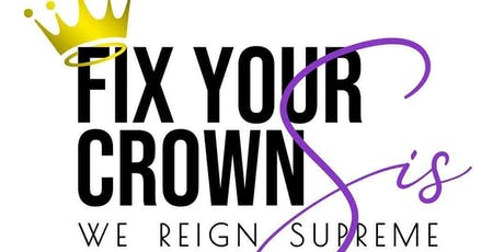 Fix Your Crown Sis (Vendors) tickets