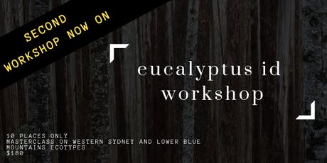 Eucalyptus ID workshop #2 tickets