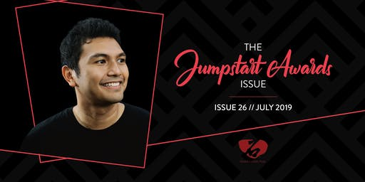 Jumpstart July Magazine Release Party