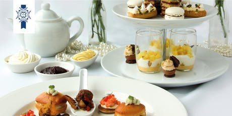 High Tea at Le Cordon Bleu on Wednesday 28th August 2019 tickets