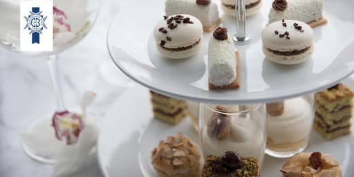 High Tea at Le Cordon Bleu on Saturday 31st August 2019