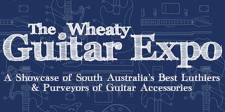 The Wheaty Guitar Expo tickets