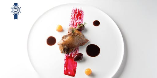 10 Course Degustation Lunch on Wednesday 4th September at Le Cordon Bleu