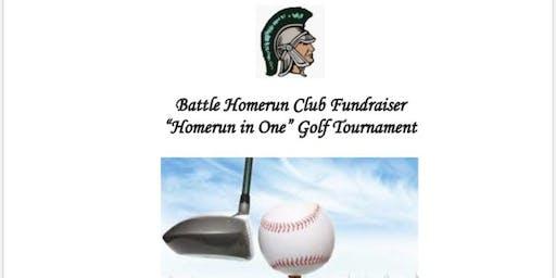 "Battle Homerun Club ""Homerun in One"" Golf Tournament"