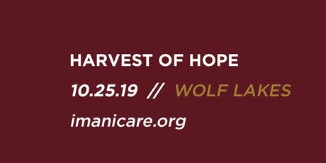 Harvest of Hope 2019 tickets
