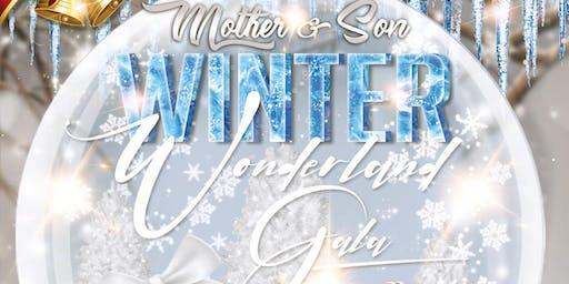 Mother & Son Winter Wonderland Gala