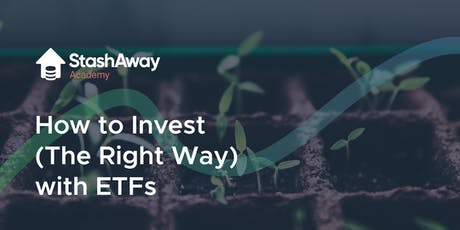 How to Invest (The Right Way) with ETFs (Pre-Brunch Event) tickets