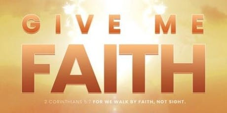"""Give Me Faith"" Young Adult Retreat tickets"