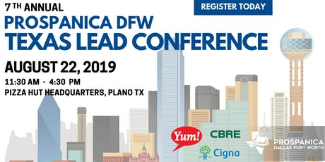 Texas LEAD Conference 2019 tickets