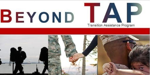 Beyond TAP (Military Transition Assistance Program)  FREE