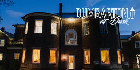 Dumbarton at Dusk: Jane Austen Garden Party & FREE Admission tickets