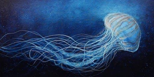 Brew N Brush: Sea Jelly