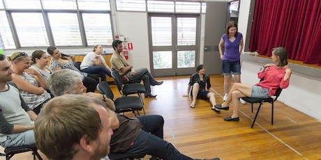 Spontaneity - Improvisation (Improv) classes from Saturday 27 July - Brisbane tickets