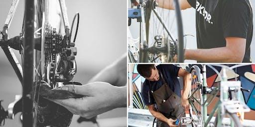 Bike Maintenance 2 Course: City of Vincent & BikeDr