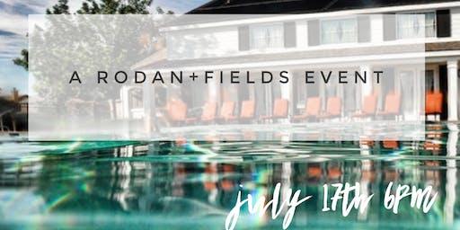Wining on a Wednesday: A Rodan+Fields Event