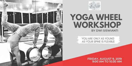 Yoga Wheel Workshop tickets