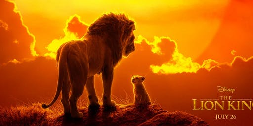 The Lion King Movie - Free [[Sold Out]]