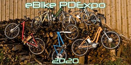 Ebike PDExpo 2020 tickets