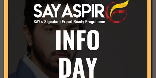 SAY ASPIRE INFO DAY WITH SITEC