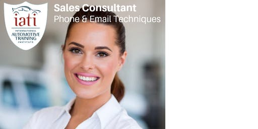 Improving Phone & Email Sales for Sales Consultants- 15 October 2019