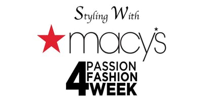 Styling With Macy's