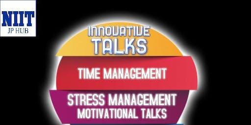 Innovative talks:Innovative Ideas