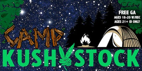 Camp Kushstock tickets