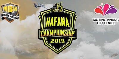 HAFANA CHAMPIONSHIP 2019