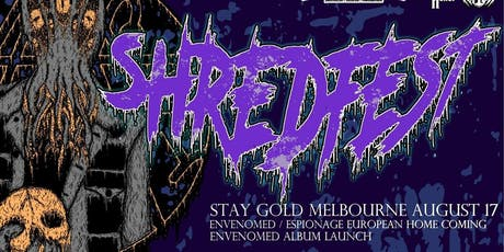 SHREDFEST tickets