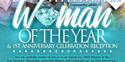 EmpowerHer ABWA Woman of the Year & 1st Anniversary Celebration Reception l Orangeburg, SC