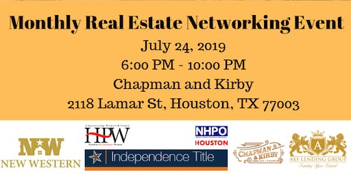 Axe Lending Group Real Estate Networking Event