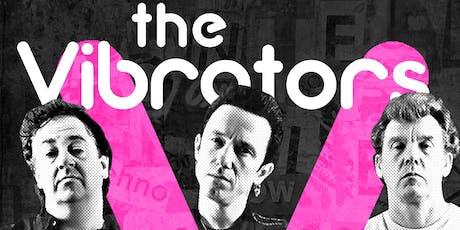 The Vibrators tickets