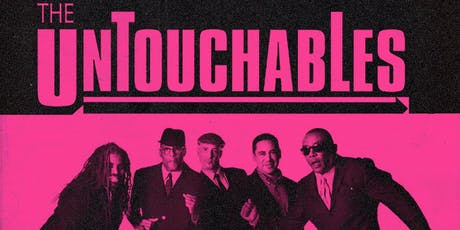 The Untouchables tickets