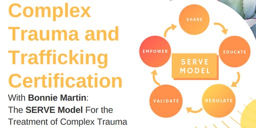 Complex Trauma and Trafficking Certification with Bonnie Martin