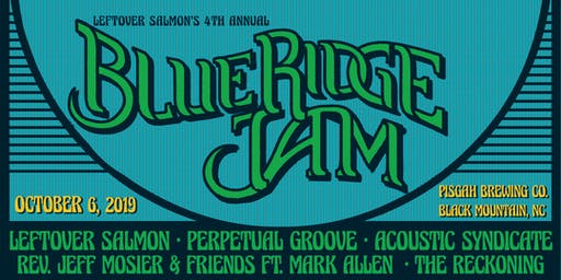 Leftover Salmon's 4th Annual Blue Ridge Jam