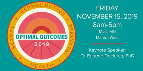 OPTIMAL OUTCOMES: Perinatal, Reproductive & Sexual Health tickets